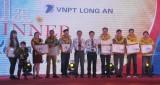 VNPT Long An kỷ niệm 22 năm thành lập mạng di động Vinaphone