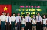 Trường THCS&THPT Hà Long tổ chức lễ tri ân và trưởng thành