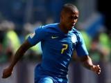 Brazil nhận tin dữ: Tiền vệ Douglas Costa dính chấn thương