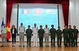 Việt-Pháp trao đổi chuyên môn công binh gìn giữ hòa bình Liên hợp quốc