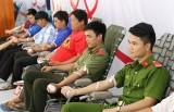 Hành trình đỏ đã tiếp nhận được gần 10.000 đơn vị máu