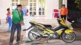 Công an huyện Cần Giuộc truy bắt đối tượng trộm mô tô