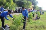 Tuổi trẻ Long An hướng đến môi trường xanh