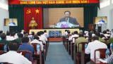 Hội nghị cán bộ trực tuyến toàn quốc quán triệt nghị quyết Trung ương 7 (Khóa XII)