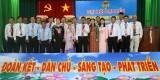 Ông Trần Văn Tâm tái đắc cử Chủ tịch Hội Nông dân TP.Tân An nhiệm kỳ 2018 – 2023