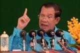 Campuchia: Thủ tướng Hun Sen cam kết ra đi nếu CPP thất cử
