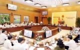 Phân công chuẩn bị nội dung họp giữa lãnh đạo Quốc hội và Chính phủ