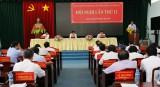 Hội nghị Tỉnh ủy lần thứ 12: Tập trung thảo luận, đề ra các giải pháp phát triển KT-XH 6 tháng cuối năm