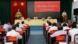 Thông báo kết quả hội nghị lần thứ 12, Ban Chấp hành Đảng bộ tỉnh Long An, khóa X, nhiệm kỳ 2015-2020