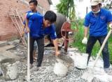 Tuổi trẻ Tân An - Xung kích, tình nguyện vì cuộc sống cộng đồng