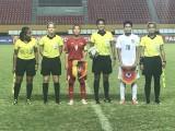 Thắng Myanmar 4-3, VN gặp U-20 Úc ở bán kết Giải bóng đá nữ Đông Nam Á 2018