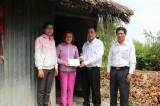 Hỗ trợ người dân bị thiệt hại do mưa dông, lốc xoáy