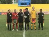 Nữ Việt Nam không thể tái ngộ Thái Lan ở chung kết Đông Nam Á 2018