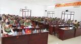 Đảng ủy Công an tỉnh quán triệt Nghị quyết Hội nghị Trung ương 7