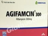 Đình chỉ lưu hành và thu hồi thuốc viên nang Agifamcin 300 giả