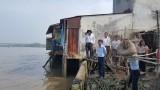 80 tỉ đồng xây dựng bờ kè chống sạt lở tại huyện Cần Giuộc