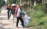 Phụ nữ Đức Hòa: Tham gia bảo vệ môi trường