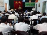 Tập trung làm tốt công tác tổ chức Đại hội đại biểu Hội Nông dân tỉnh Long An khóa IX
