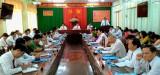 Tân Thạnh đạt 14/24 chỉ tiêu Nghị quyết Đại hội Đảng bộ huyện khóa IX