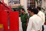Kiểm tra công tác phòng cháy, chữa cháy các khu công nghiệp trên địa bàn tỉnh Long An