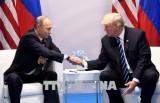 Tổng thống Mỹ Trump mời người đồng cấp Nga Putin thăm Washington