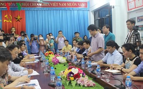 Ông Soái Công Hồng công bố kết quả làm việc của Tổ công tác Bộ GD-ĐT