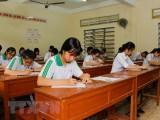 Hòa Bình: 100% bài thi chấm thẩm định trùng khớp với kết quả ban đầu