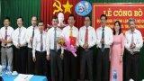 Công bố thành lập Đảng bộ cơ sở Sở Thông tin và Truyền thông Long An