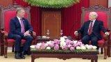 Coi trọng quan hệ hữu nghị và đối tác chiến lược Việt Nam - Australia