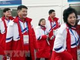 ASIAD 2018: Các vận động viên Triều Tiên tới Hàn Quốc tập huấn
