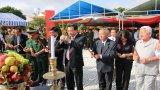 Long An: Truy điệu, an táng 25 hài cốt liệt sĩ hy sinh tại Campuchia