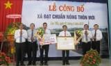 Tân Trụ thực hiện Nghị quyết Đại hội Đảng bộ huyện nhiệm kỳ 2015-2020: Quyết tâm đạt và vượt các chỉ tiêu đề ra