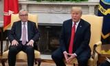 Mỹ và Liên minh châu Âu nhất trí giảm rào cản thương mại