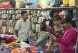 Tân Trụ: 25 gian hàng tham gia Phiên chợ hàng Việt về nông thôn