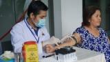 2.000 người dân được tầm soát miễn phí viêm gan siêu vi B-C