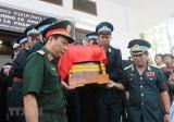 Xúc động lễ viếng và truy điệu hai phi công hy sinh tại Nghệ An