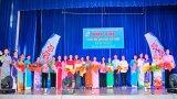 Phụ nữ Cần Giuộc tổ chức Hội thi cán bộ Hội cơ sở giỏi