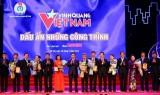 Vinh danh 8 công trình tiêu biểu ghi nhận trí tuệ của người Việt Nam