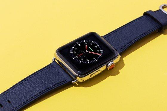 Những chiếc Apple Watch Series 3 với kết nối LTE là động lực chính cho sự tăng trưởng của Apple ở mảng thị trường các thiết bị werable