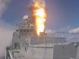 Hải quân Nga gia tăng sức mạnh với tàu khu trục 64 tên lửa