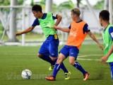 Người hâm mộ 'hết cửa' xem U23 Việt Nam thi đấu tại ASIAD qua tivi