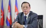 Đảng Nhân dân Campuchia chiến thắng vang dội tại cuộc bầu cử Quốc hội