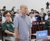 """""""Út trọc"""" Đinh Ngọc Hệ bị toà quân sự tuyên phạt 12 năm tù"""