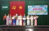 Vĩnh Công đoạt giải nhất Hội thi cán bộ Hội phụ nữ cơ sở giỏi