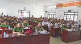 Tập huấn công tác xây dựng cơ sở dữ liệu quốc gia về dân cư