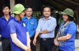 Thành ủy TP.HCM thăm chiến sĩ Mùa hè xanh tại Mộc Hóa