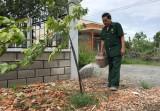 Cựu chiến binh Long Hòa: Chung sức bảo vệ môi trường