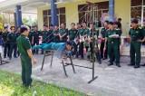 60 đề tài tham gia Hội thi sáng kiến lực lượng vũ trang Long An