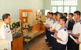 Trường Cao đẳng Kỹ thuật Hải quân: Từng bước nâng cao chất lượng đào tạo