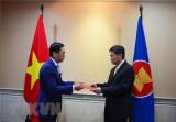 Việt Nam cam kết hợp tác với các nước trong xây dựng Cộng đồng ASEAN